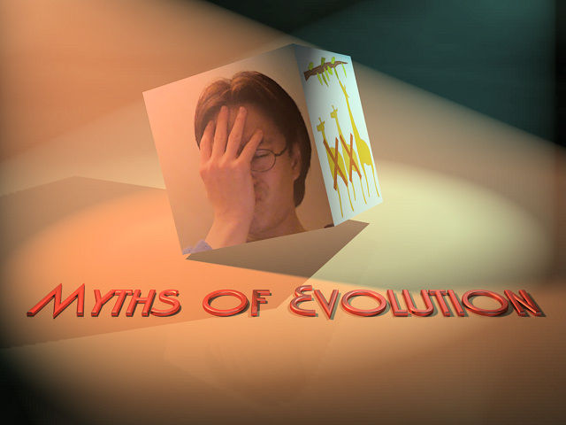 is evolution a myth In the world of myth, miracles are commonplace and occur regularly much the same could be said of evolutionary myths of origins just like in the aboriginal.